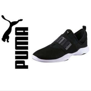 BRAND NEW Puma Dare sneakers black